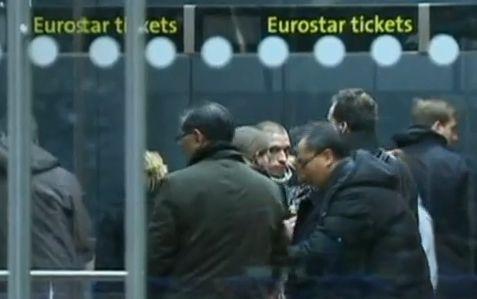 eurostar blocage